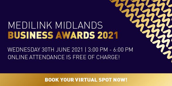Award nomination Medilink Start Up Business