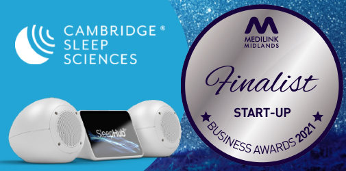Medilink Midlands Business Awards Nomination